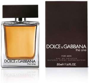 Dolce and Gabbana The One For Men 50ml EDT - £29.01 @ Amazon