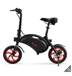 """Jetson 12"""" Bolt Folding Electric Ride-On - £304.99 Costco delivered"""