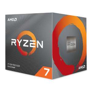 AMD Ryzen 7 3700X Gen3 8 Core AM4 CPU/Processor with Wraith Prism RGB Cooler - £299.99 / £305.47 delivered @ Scan