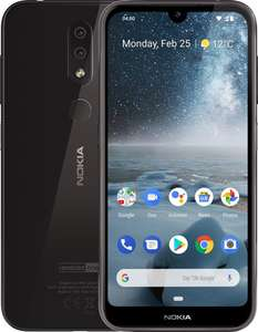 Nokia 4.2 Android One 3gb/ 32gb SD439, in black and pink unlocked at CPW for £ 79.99 +£10 topup