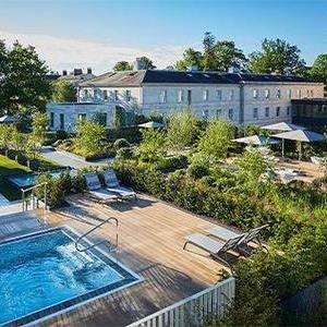 Travelzoo - Rudding Park Spa Pamper Morning with selected 45min treatment and brunch - £79 for one, £155 for two