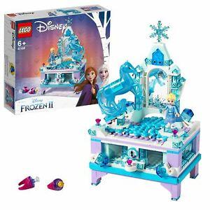 LEGO Disney Frozen II Princess Elsa's Jewelry Box Creation £25.00 + Free Delivery @ Velocity Outlet Ebay