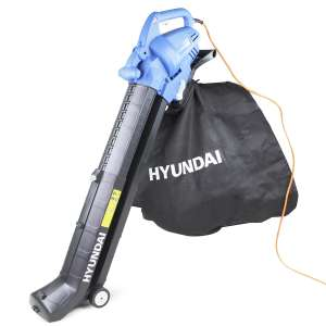 Hyundai HYBV3000E 3000W 3-in-1 Leaf Blower, Garden Vacuum & Shredder - £34.99 using code + free Click and Collect @ Robert Dyas