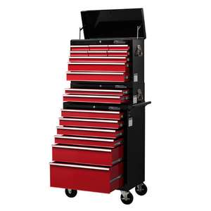 Hilka HD Pro Steel 17-Drawer Combination Tool Chest Trolley £299.99 At Basket @ Costco