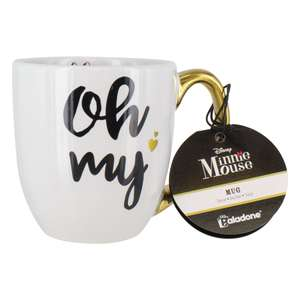 Minnie Mouse Mug £3.99 Delivered @ OnBuy / Paladone Products
