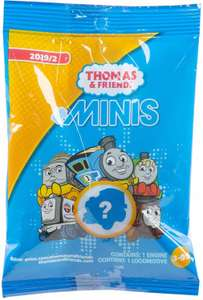 Thomas & friends minis. 2019 wave 2 / home bargains stocking fillers - £1 instore
