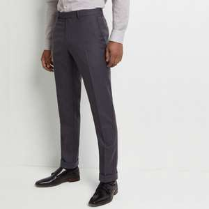 Mens Trousers now Half Price - Prices from £14.95 + Free Click & Collect + Free Returns @ Moss Bros