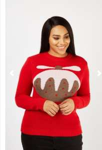 Ladies and Mens Christmas jumpers assorted sizes and designs £8.95 Inc delivery @ Everything5pounds
