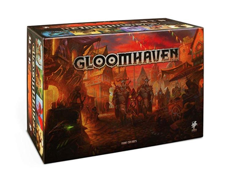 Cephalofair Games CPH0201 Gloomhaven board game £104.95 @ Amazon