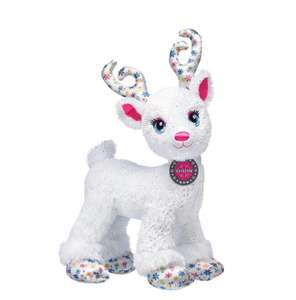 25% off at Build a Bear with Code includes Reindeers and others Christmas bears