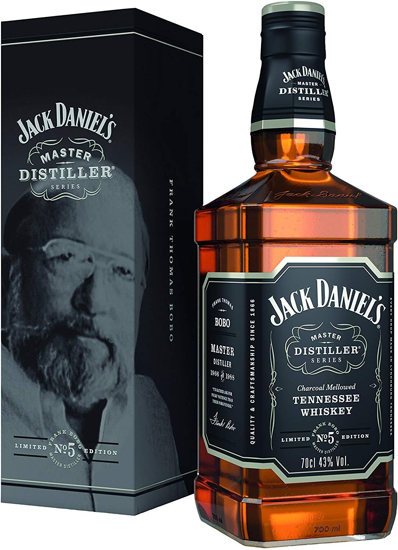 Jack Daniels Master Distiller Series 5 0.7l £20 @ Amazon + Free Delivery