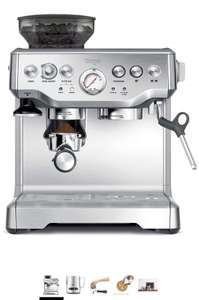 Sage BES875UK The Barista Express with Temp Control Milk Jug, Brushed Stainless Steel - £364.99 @ Amazon