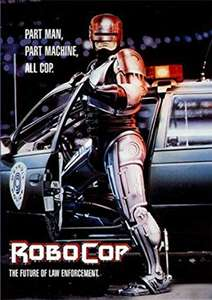 Robocop (HD) digital movie £2.99 to own at amazon video prime