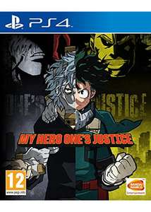 My Hero One's Justice (PS4) @ base – £17.99