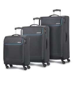 American Tourister Funshine Luggage set 3 piece - £96.40 delivered @ American Tourister - price available upon login