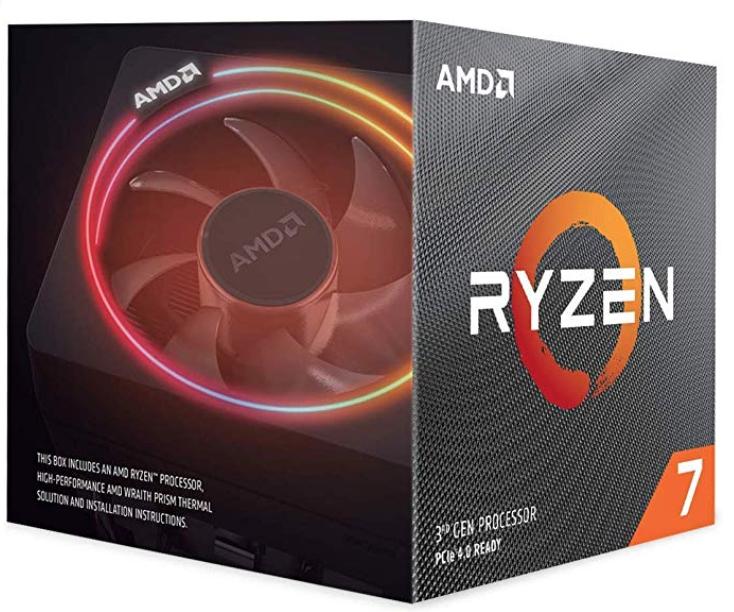 Buy any AMD Ryzen - 2700 / 2700x / 3600x / 3700x / 2800x / 3900x and get code for Raise the Game @ Amazon