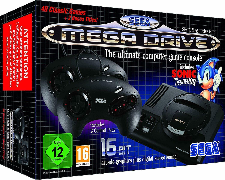 SEGA Mega Drive Mini - £50.28 - eBay/Shopto