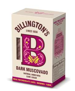 Free first time pack of Billingtons sugar