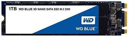 WD Blue 3D NAND Internal SSD M.2 SATA - 1 TB Western Digital £89.27 @ Amazon
