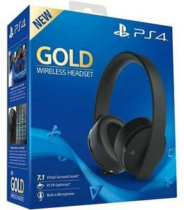 Headset PlayStation discount offer