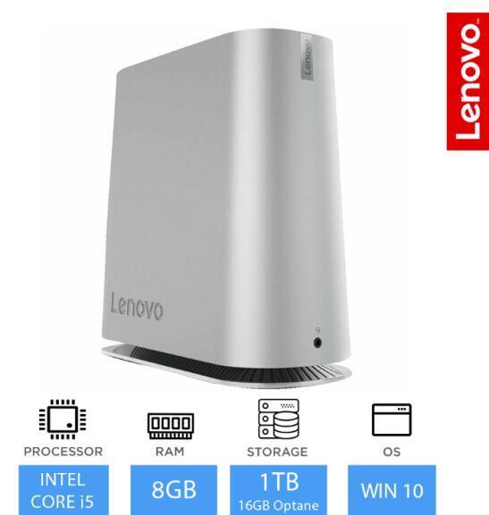 Lenovo IdeaCentre 620S Tiny Desktop PC Intel Core i5 7th Gen, 8GB, 1TB + 16GB Optane + 1 Year Warranty £329.99 with code @ LaptopOutlet eBay