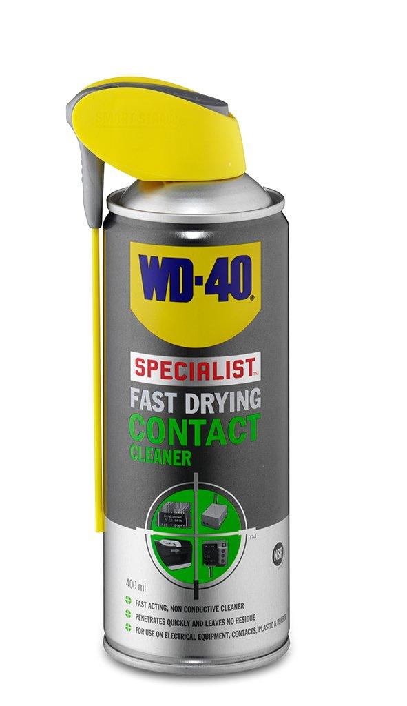 WD-40 Contact Cleaner 400ml £3.21 prime / £7.70 non prime @ Amazon