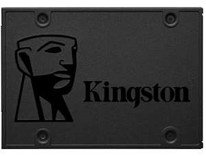 "Kingston SSD A400, 960 GB Solid State Drive, 2.5"" SATA 3 £73.50 @ Amazon Italy (£70.86 with fee free card)"