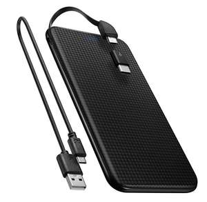 Spigen 5000mAh Power bank £4.07 prime / £8.56 non prime Sold by Spigen and Fulfilled by Amazon.