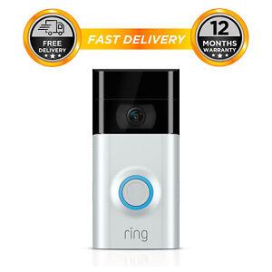 Ring Doorbell 2 £117.59 Ebay / hitechelectronicsuk