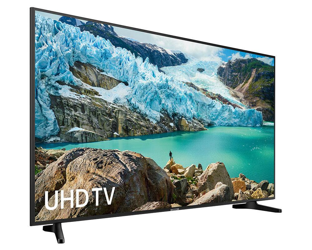 Samsung UE50RU7020 50″ Ultra HD Smart 4K HDR 10+ TV (with Apple TV) – £314.00 – eBay/Crampton & Moore