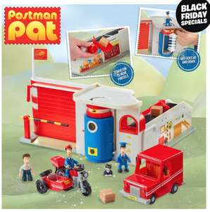 Postman Pat Special Delivery Playset £14.99 @ Smyths