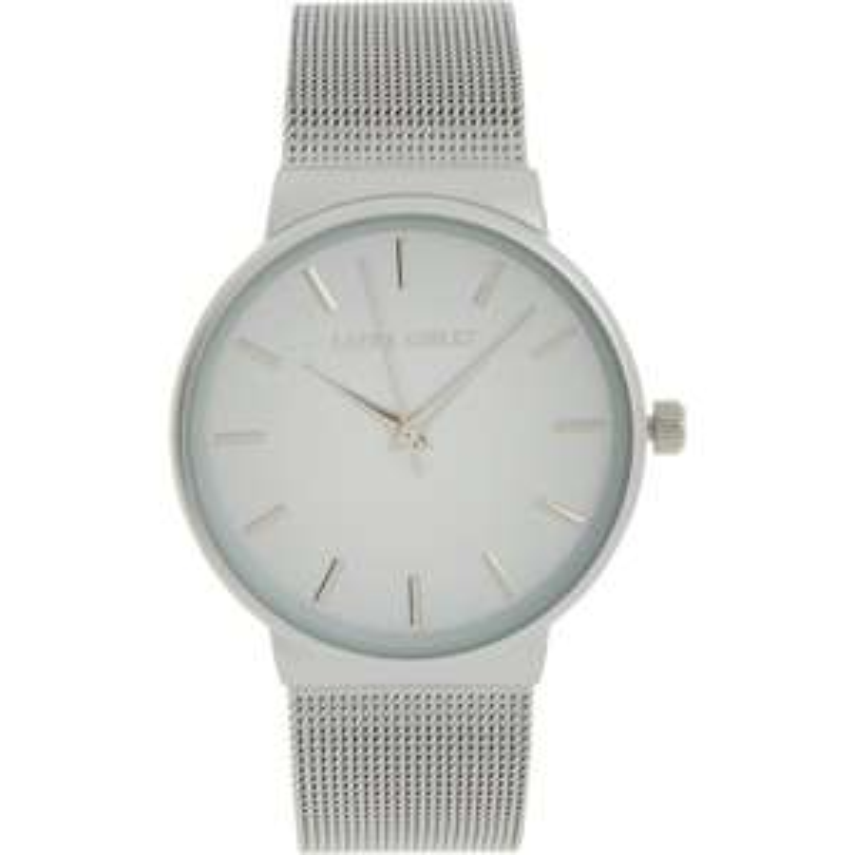 Laura Ashley Silver Tone Watch £17.99 click & collect @ TK Maxx