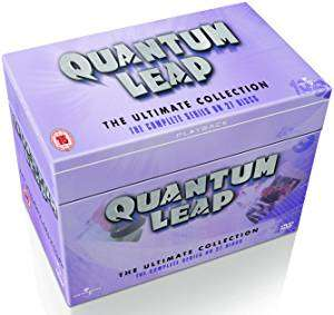 Quantum Leap - The Ultimate Collection (Repackaged) [1989] £14.80 (+ £2.99 Non Prime) on Amazon