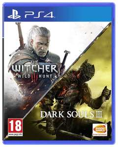 Dark Souls III & The Witcher 3 Wild Hunt Compilation (PS4) - £21.85 delivered @ Base
