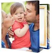 Get a 20x30cm Canvas for £5 delivered @ My Picture
