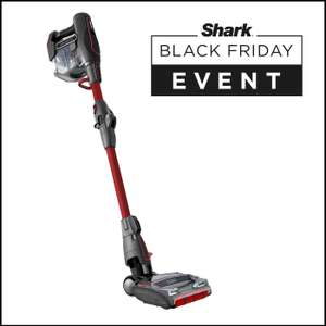 Shark DuoClean Anti-Allergen Cordless Vacuum Cleaner with TruePet and Flexology [Twin Battery] IF260UKTH £299.99 @ Shark