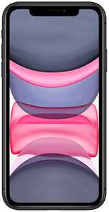 iPhone 11 128GB-No Upfront Cost-75GB Data - Unlimited Min/Texts (£46 per month x 24) Total £1104