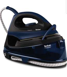 Tefal SV6050 Fasteo Steam Generator, 2200 W, Black/Blue Only £60 Delivered @ Amazon