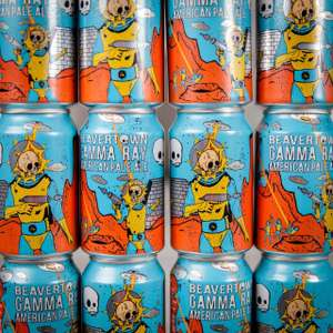 8 cans of Beavertown Gamma Ray Craft Beer £8 BOGOF Deal @ Sainsbury's 20/11/19