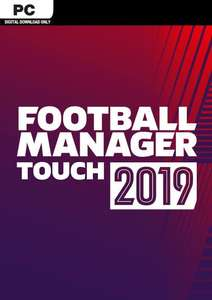 [Steam] Football Manager Touch 2019 PC - £2.99 @ CDKEYS
