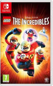 LEGO The Incredibles (Nintendo Switch) - £19.95 delivered @ The Game Collection