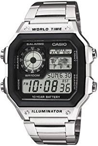Casio AE-1200 WH Watch - £19.99 @ Amazon (+£4.49 non-Prime)