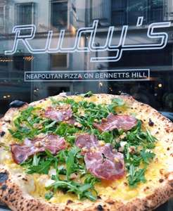 Free Pizza for NHS Staff @ Rudys Pizzerias Birmingham & Liverpool November