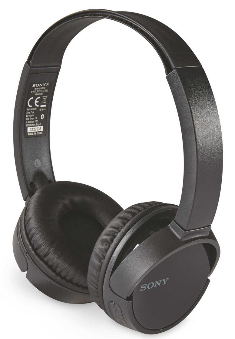Sony Wireless Bluetooth Headphones - Black £29.99 delivered @ Aldi