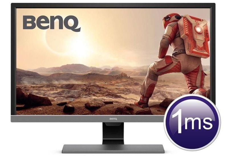 BenQ EL2870UE 28 Inch UHD 4K 1 ms HDR Eye-Care LED Gaming Monitor, Free-Sync, B.I. Plus Sensor, HDMI, Display Port £180.23 @ Ebuyer