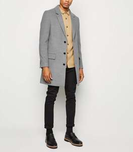Up To 30% Off Mens Jackets & Coats @ New Look
