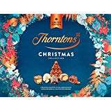 Thorntons Christmas Chocolate Selection Box, 418 g (free Prime delivery OR +£4.49 non-Prime under £20 orders)