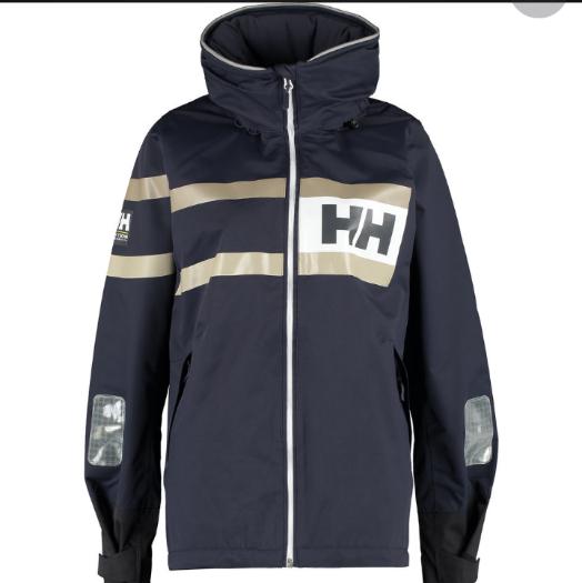 Helly Hansen Women's salt power sailing jacket Graphite Blue - £89.99 delivered @ Tk Maxx