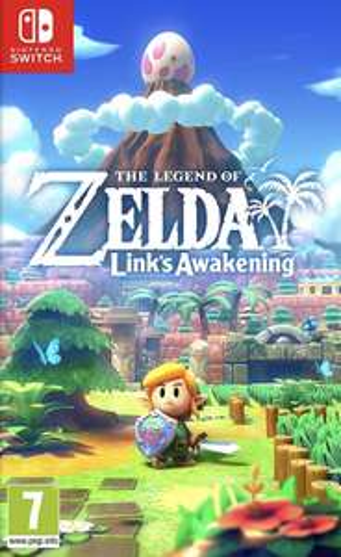Legend of Zelda Link's Awakening ( Nintendo Switch) @ TheGameCollection via eBay
