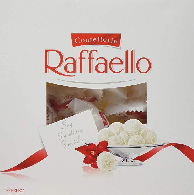 Ferrero Raffaello, 240 g, Pack of 3 - £12 @ Amazon (+£4.49 non-Prime)